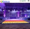 Azulejos del modelo nuevo LED Dance Floor de la boda del fabricante P10.4 de China