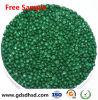 Polystyren-grüne Farbe Masterbatch für Plastikkarikatur-Feder