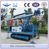 Xitan Mdl135hのアンカー掘削装置の鋭い機械(基礎鋭い機械Micropileのドリル)