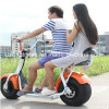 2017 Scooter Triciclo Elétrico Big 3Wheel com Bluetooth
