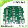 緑のSoldermask多層PCBプロトタイププリント基板