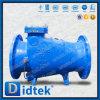 El borde del surtidor de la válvula de Didtek termina la válvula de verificación de elevación del estruendo de Wcb