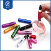 5ml-10ml Twisted Colored Aluminium Refill Perfume Atomizer Spray Bottle