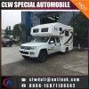 4X2 Iveco califican el carro que viaja de la caravana del coche que viaja