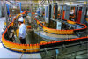 Machine en plastique de Fillinfg de jus d'orange de boisson
