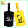 Bolsa de PVC personalizada Etiqueta de Equipaje para el aeropuerto/Viajes