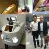 300W de Machine van het Lassen van de Laser van de Vlek van de hoge Efficiency YAG om Goud en Zilver Te herstellen