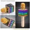 Microfono di condensatore senza fili del mini giocatore di karaoke con il record per il calcolatore dei telefoni, karaoke di canto dell'altoparlante KTV del Mic per il telefono