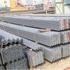 angolo d'acciaio galvanizzato di 60*60*5 millimetro o nero uguale