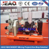 35kw Motor Diesel compresor de aire con 230L Tanque de aire