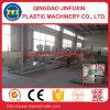 Ligne de plat de mousse de croûte de construction de PVC