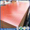 Tarjeta de madera del MDF de la melamina de la textura para las cabinas de los muebles