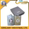 Personalizada frasco de metal simple para regalo promocional (KF-005)