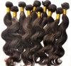 Estensione peruviana dei capelli umani dei capelli del Virgin di alta qualità