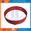 Le carter d'utilisation/Lacth articulée en spirale des anneaux de butée de vis avec des boulons
