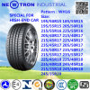 Neumáticos chinos del vehículo de pasajeros de Wh16 205/50r17, neumáticos de la polimerización en cadena