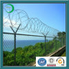 Nuevo Designed Style Wrought Iron Airport Fence (xy-s11)