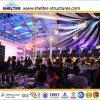 Wedding 1000년 People를 위한 20m x 50m Partytent Decorations