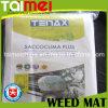 PP Mat pour de mauvaises herbes de limon clôture/tissu/géotextile