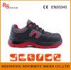 Schoenen RS381 van de Veiligheid van het Leer van de liquidatie de Goedkope