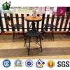 금속 Frame Furniture Moca Dining Table와 Chairs