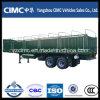 Cimc de Semi Aanhangwagen van de Staaf van het Pakhuis van 40ft voor Verkoop