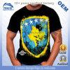 OEM персонализированные мужчин сувенирные флаг Рисунок печатается хлопок футболка