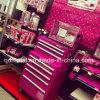 Saleのための金属Tool Cabinet Pink Box Tool Chest