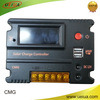 USB Port Cmg ModelとのパテントProduct LCD Solar Charge Controller