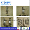 Piston Ring for Japanese Cars Isuzu, Mit, Nissan, Mazda Series