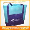 Shopping transporter des sacs non tissé (FLO-NW021)