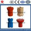 T38 Thread Shank Rock Drilling Carbide Button Bit para Mining