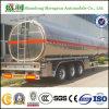 45m3 de Semi Aanhangwagen van de Tank van de Brandstof van het aluminium/de Vloeibare Aanhangwagen van de Tank