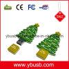 USB рождественской елки 1GB (YB--115)