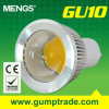Mengs&reg ; GU10 3W DEL Spotlight avec Warranty de RoHS COB 2 Years de la CE (110160008)