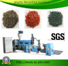 Sjy-110 Ruian Sanyuan 상표 직업적인 생성 두 배 단계 낭비 PP PE/플라스틱 재생 기계