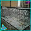 Boulonnée Square réservoir d'eau en acier galvanisé