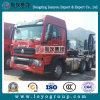 Sinotruk HOWO T5g 6X4 380HP 트랙터 헤드 트럭 무거운 트랙터