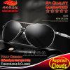 6695 óculos de sol polarizados Alumínio-Magnésio