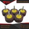 La trampilla de abrasivos de alta calidad de la rueda con rueda de pulido y rectificado