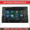 車DVD PlayerのためにPeugeot 307 (2002-2010年の)/Peugeot 3008 (2009-2011年) (CY-6849)