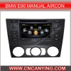 GPS를 가진 BMW E90 Manual Aircon, A8 Chipset Dual Core 1080P V-20 Disc WiFi 3G 인터넷 (CY-C112)를 가진 Bluetooth를 위한 특별한 Car DVD Player