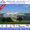 Barraca ao ar livre do partido do evento com o telhado especial para a exposição