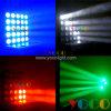 диско Light Beam Matrix 5X5 25*10W RGBW 4in1 СИД Stage