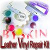 Nenhum kit de reparação de vinil de couro de calor