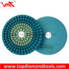 Diamante Flexible Polishing Pads com 2 Colors