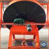 家禽は肥料の造粒機機械に肥料をやる