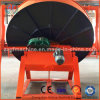 Las aves de corral Dung la máquina del granulador del fertilizante