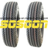 Sosoon Marca Three Wheeler Tire 4.00-8 (Especial para el mercado de Nigeria)