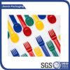 케이크 과일 식기를 위한 처분할 수 있는 취사 도구 플라스틱 포크